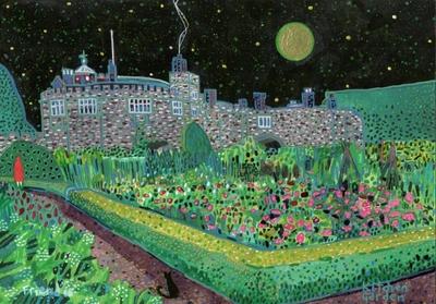 Kitchen Garden (Walmer Castle) 2016